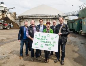 Bioenergie als Chance für den ländlichen Raum erhalten und fördern