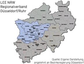 LEE NRW gründet Regionalvertretung Düsseldorf/Ruhr