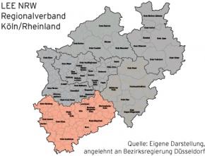 LEE NRW gründet Regionalverband Köln/Rheinland