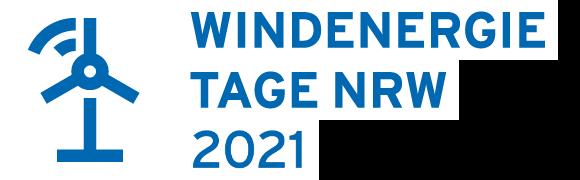 Logo von Windenergietage NRW 2021