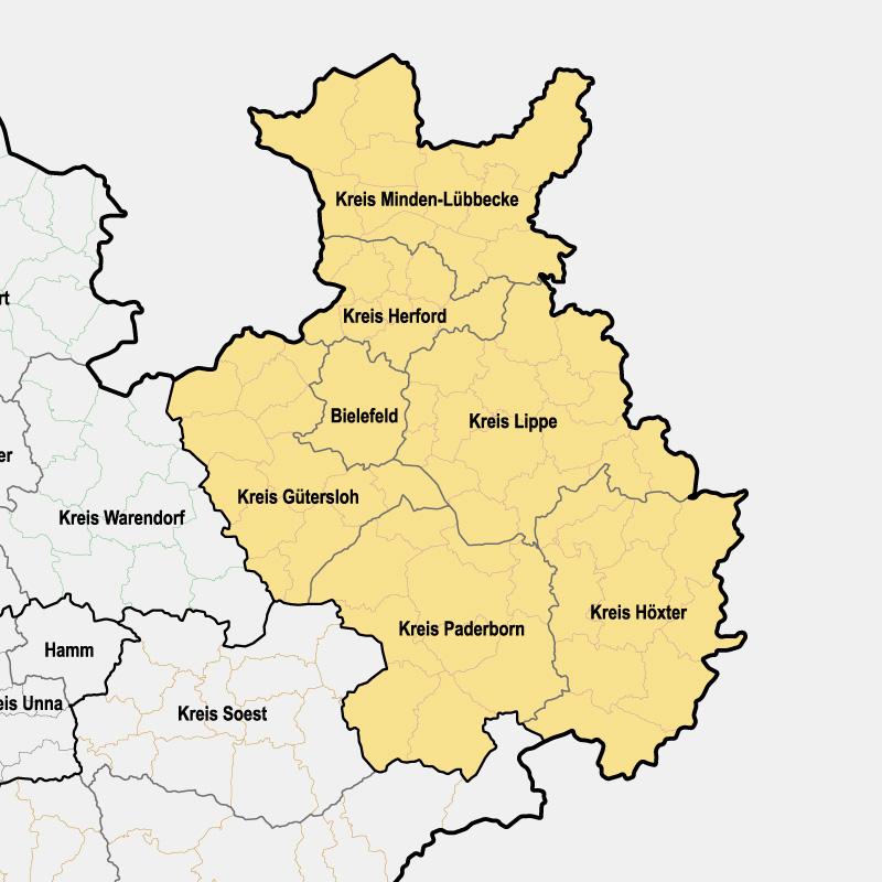 LEE NRW Regionalverband Ostwestfalen.