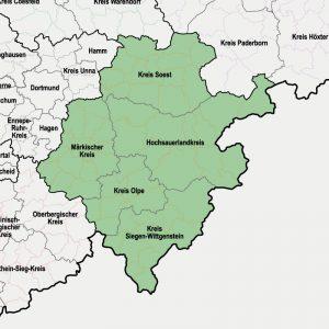 LEE NRW Regionalverband Südwestfalen.