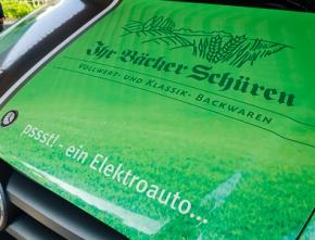 Selbsthilfegruppe der Bäcker: Branche plant E-Transporter
