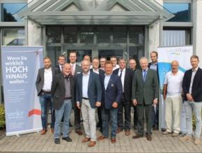 Energiepolitisches Gespräch: Die Zukunft des Windrads