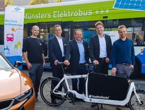 E-Mobilität liefert große Chancen für klimafreundliche Fortbewegung