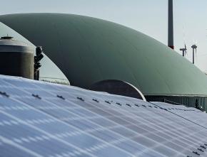 Klimaschutz: Münsterland bei Erneuerbaren Energien auf Platz 2 in NRW