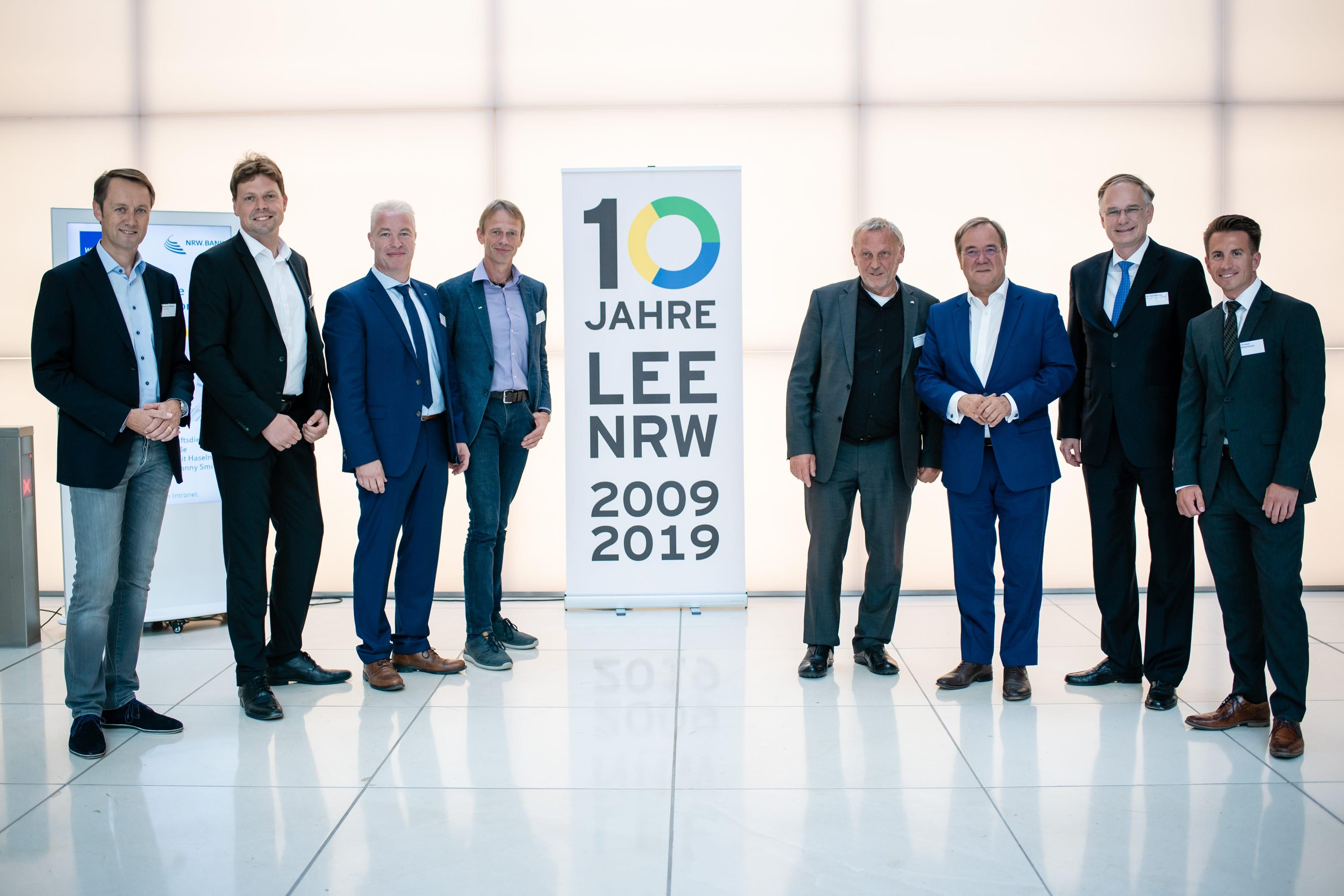 Sommerempfang des Landesverband Erneuerbare Energien mit Armin Laschet