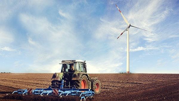Flächennutzung Windenergie