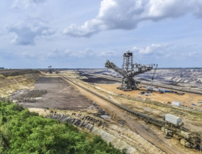Tagebauflächen für die Energiewende